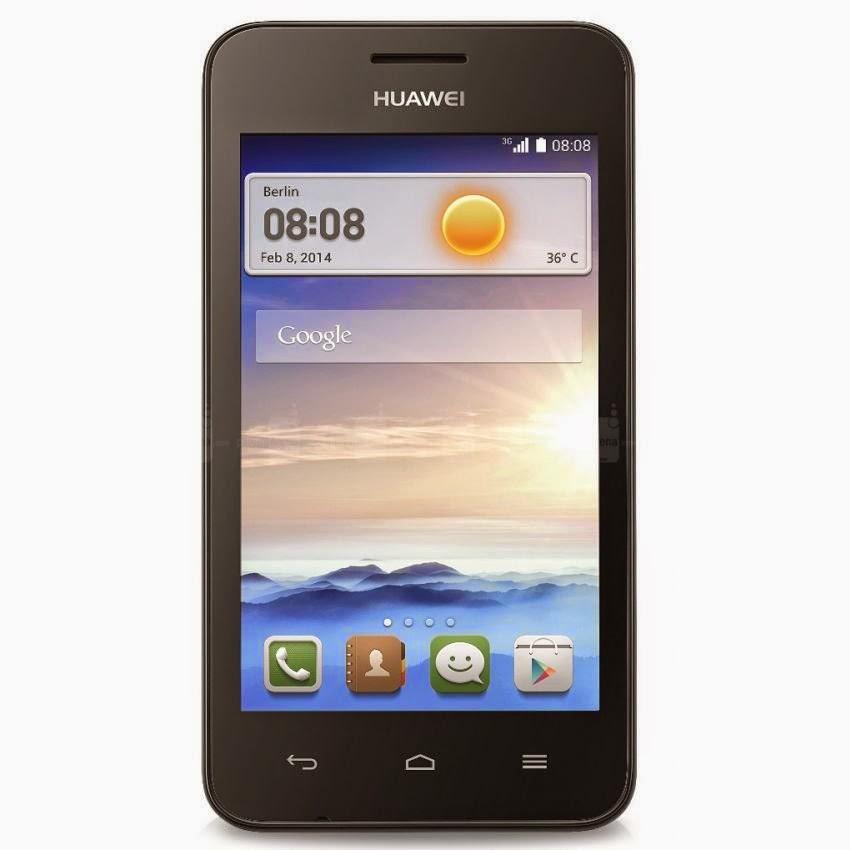 Spesifikasi dan Harga Huawei Ascend Y330 | New, Super Murah Cuma 800 ribuan!