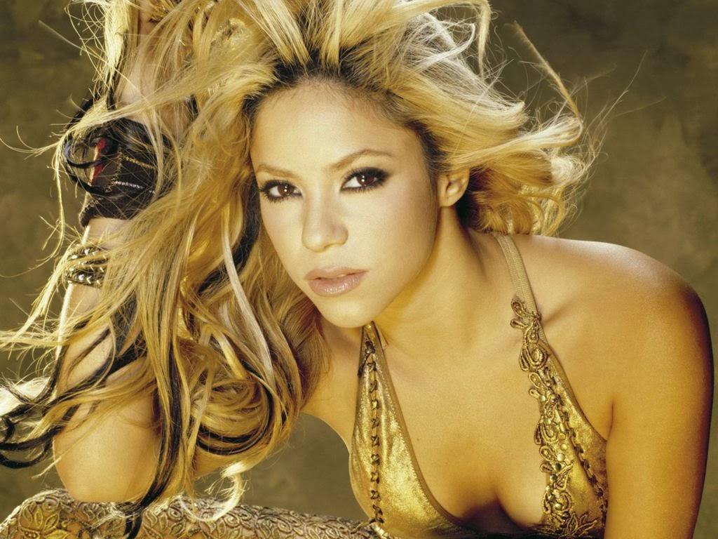 Gerard Pique Girlfriend Shakira ~ Picture World Shakira