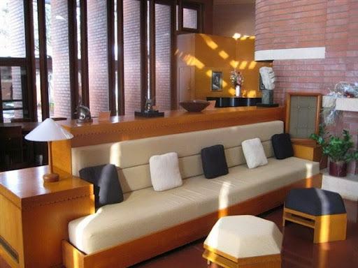 Model kursi kayu ruang tamu minimalis terbaru 2015