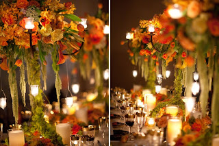 Amazing Rustic Fall Wedding Centerpieces