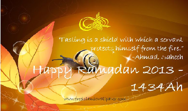 Ramadan Quotes and Pics