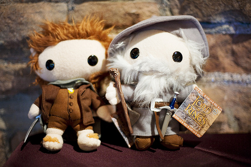 Lord of the Rings themed wedding Married October 1 at Monte Sano Lodge