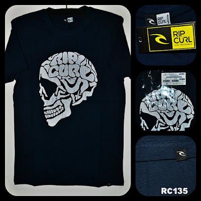 Kaos Surfing RIPCURL Kode RC135