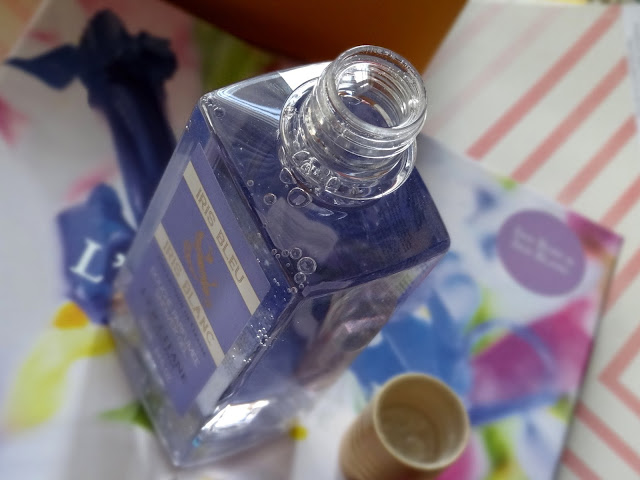 L'Occitane Iris Bleu & Iris Blanc Collection Shower Gel