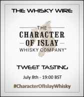 Character of Islay Whisky Company Tweet Tasting