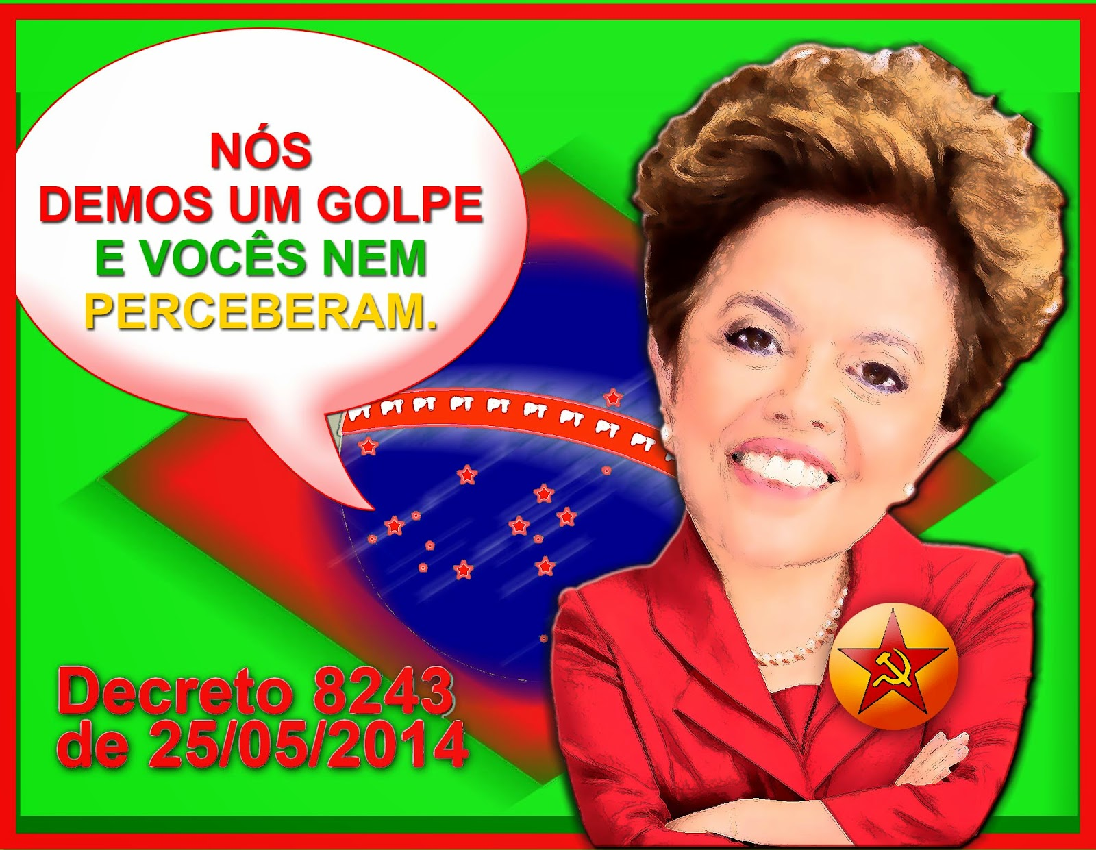 golpe do PT de Zé Dirceu Dilma Rousseff Lula - http://wikileaks-brasil.blogspot.com
