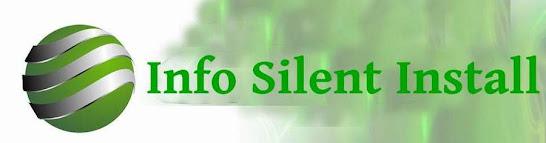 Info Silent Install