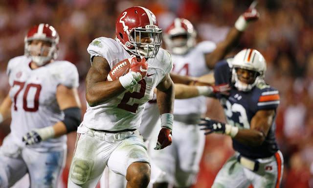Iron Bowl 2015: Derrick Henry, Alabama get past Auburn, secure SEC title game berth