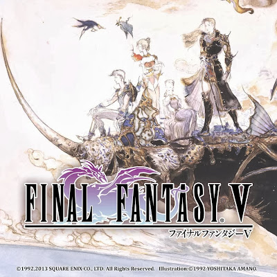 Final Fantasy V Apk SD Data