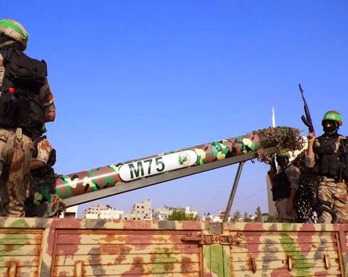 خبير عسكري : مخزن حماس من الصواريخ يكفي لعدة أشهر