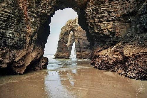 Playa de las Catedrales, qué ver en Galicia