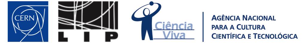 Página da Escola no CERN para Professores