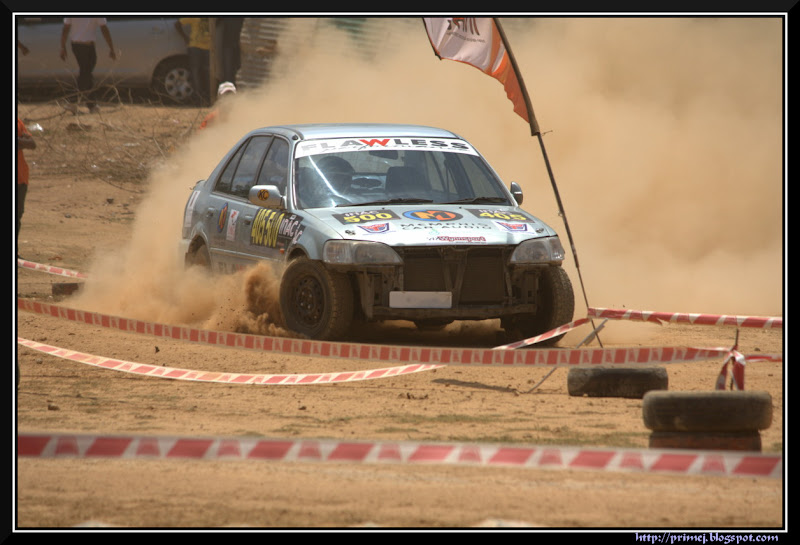 Indian National Autocross Championship 2012