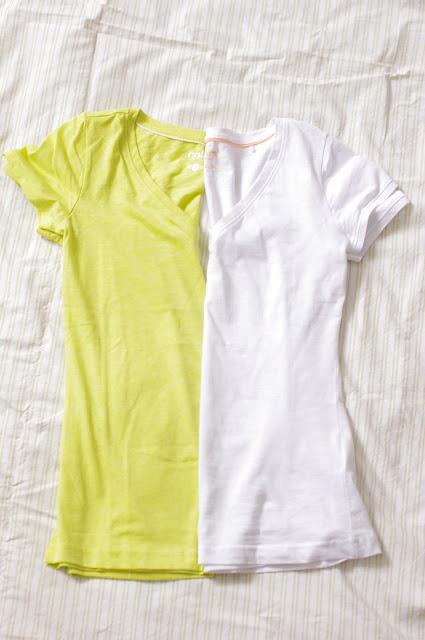 koszulki, basic, Takko fashion, moda, inspiracje