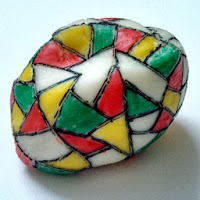 http://creativekhadija.com/2013/12/paperweight-making-trash-treasure/