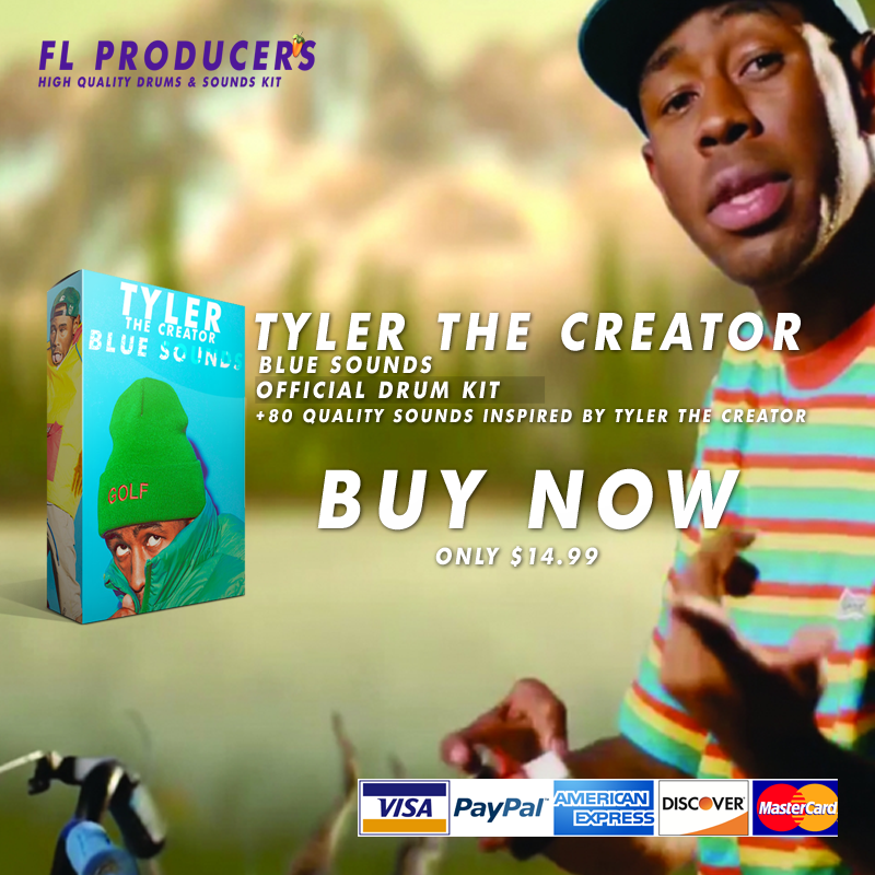 Tyler The Creator - Blue Sounds