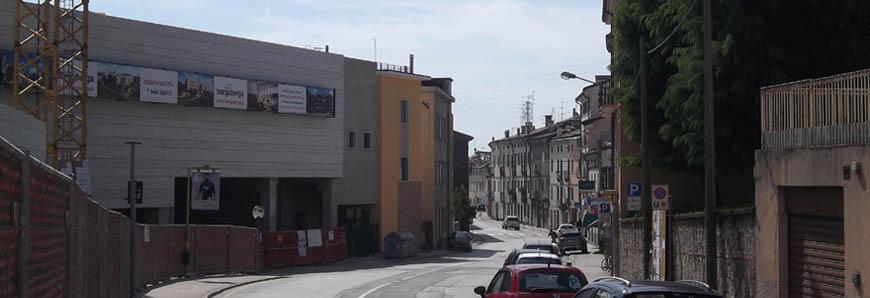 """Comitato di iniziativa culturale """"Borgo Berga - Santa Caterinella al Porto"""" - Vicenza"""