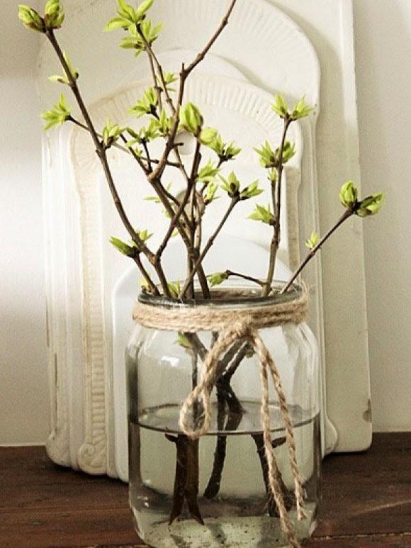 Decoratie idee n voor de lente my simply special - Ideeen van de decoratie ...