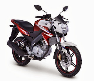 new vixion lightning 2014 Red Lightning