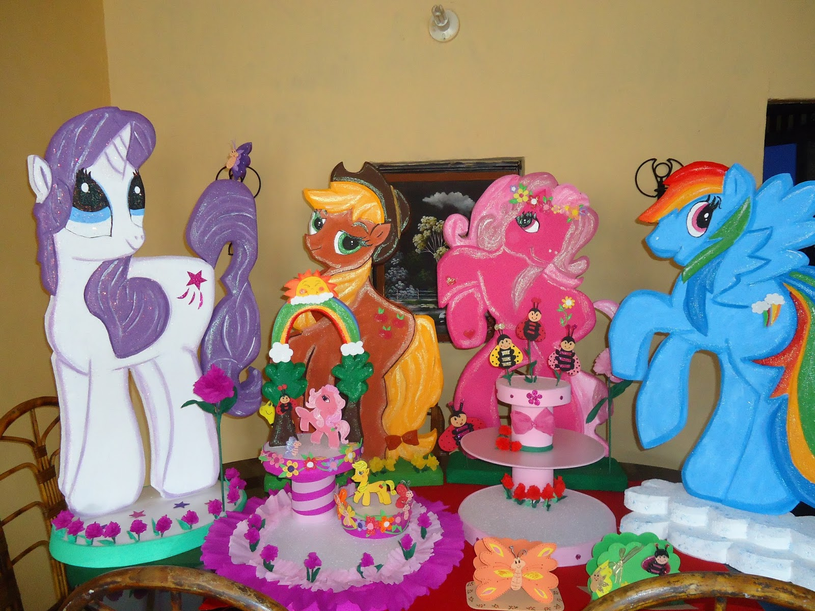 Mariale Eventos: My Little Pony