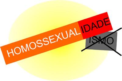Homossexualismo e Homossexualidade, eis a diferença!