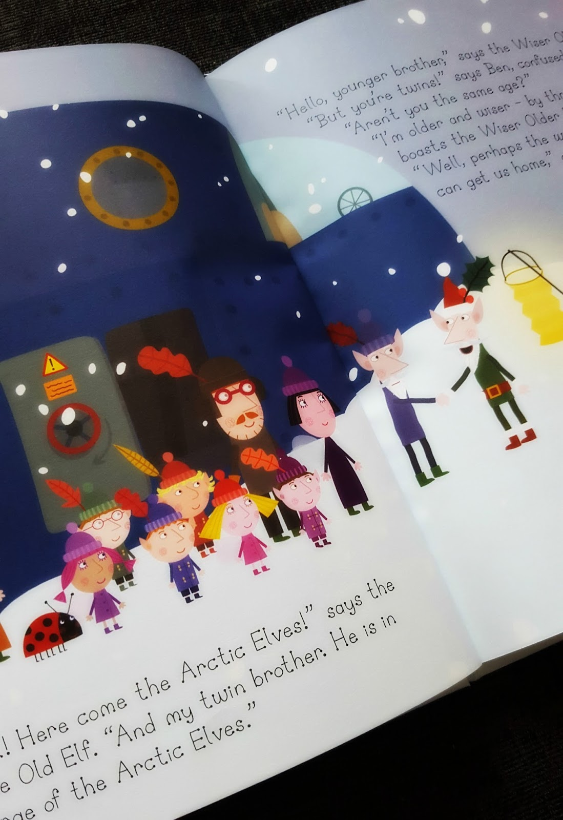penwizard ben holly christmas book review mummy to the max - Ben And Holly Christmas