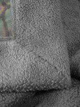 make a fleece border/binding