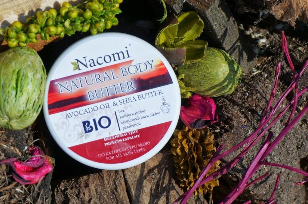Długotrwałe nawilżenie ciała - nietypowy balsam Nacomi, który uzależnia