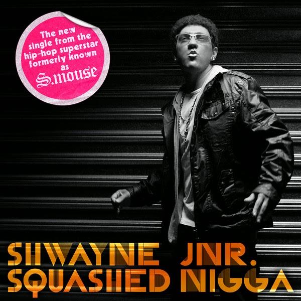 S.mouse - Squashed Nigga - Single Cover