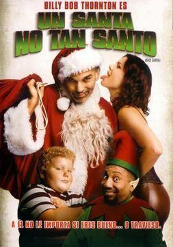 Un Santa no tan Santo en Español Latino