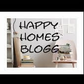 BESÖK MIG PÅ HAPPY HOMES BLOGG