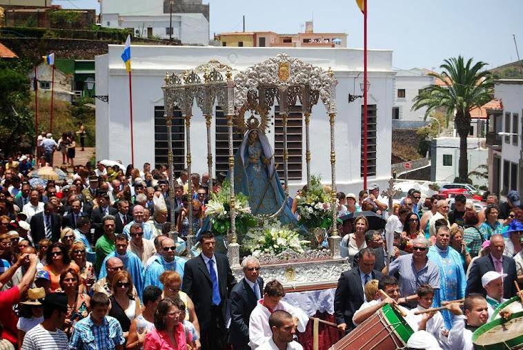 Bajada de la Virgen de los Reyes