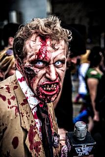Para ver más fotos de la Zombie Walk Buenos Aires