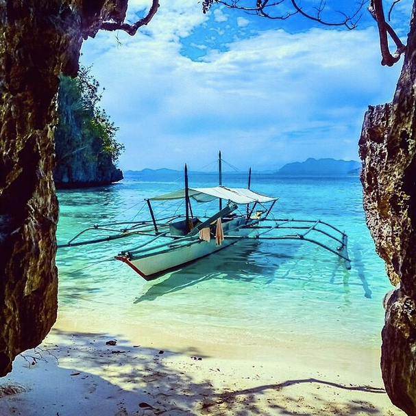 Visit 2014's Most Beautiful Island In The World - Palawan And Get $30 Off