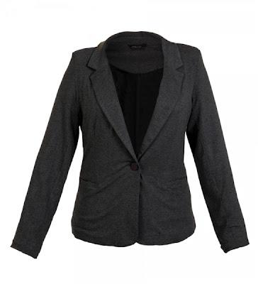blazer+cinza+Preta+Gil Plus Size fashion style a la PRETA GIL