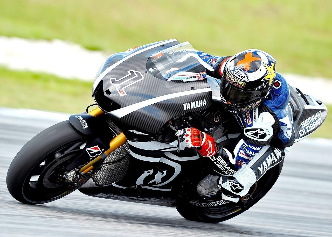 yamaha motogp team Photo