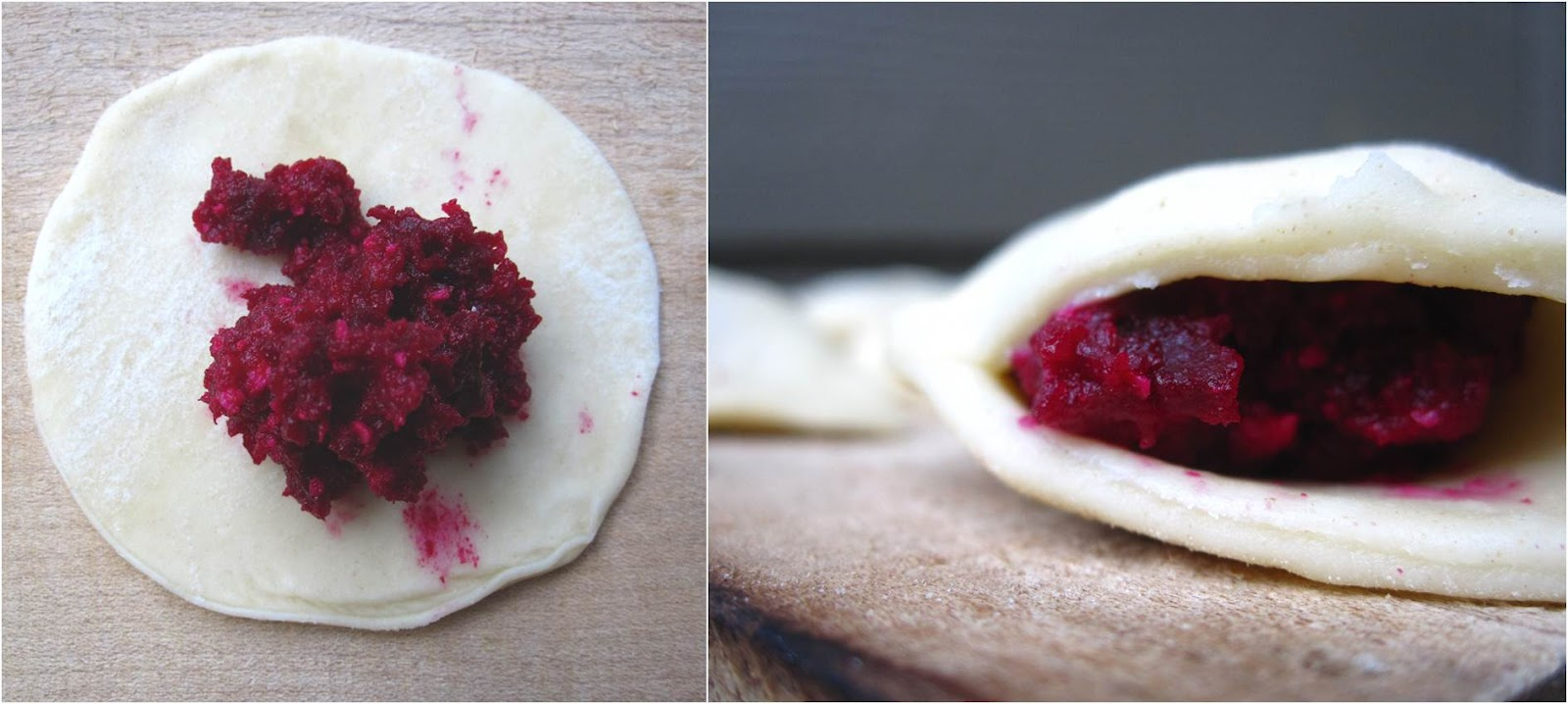 recipe: beet pierogies [16]