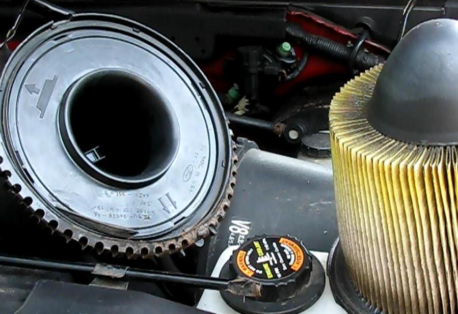 The Original Mechanic Ford 5 4l F150 Basic Maintenance
