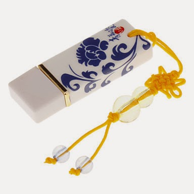 Pendrive 4 GB de Porcelana