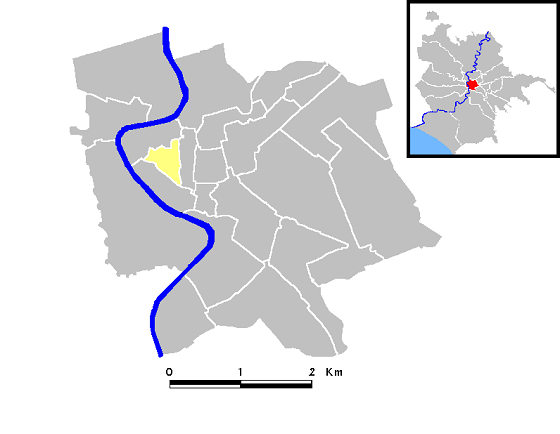 Συνοικία Παριόνε (Parione)