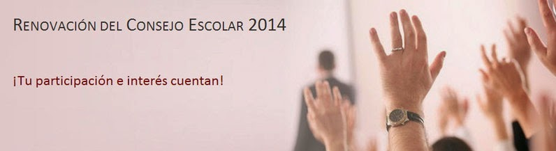accede a la información sobre las elecciones al nuevo Consejo Escolar