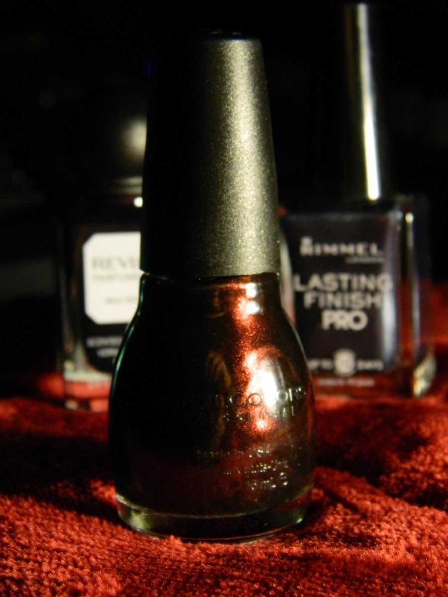 Sinful Colors nail polish in 265 Rich In Heart - advertise your products here
