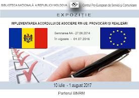 EXPOZITIA Implementarea AA UE-RM: provocari si realizari