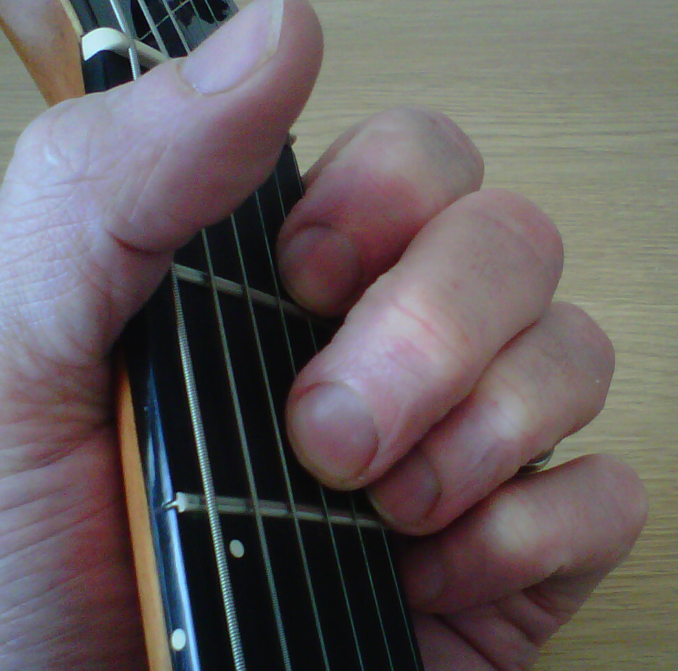 A New Guitar Chord Every Day D7 Guitar Chord