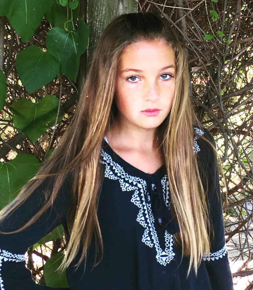 Caroline--13 years old