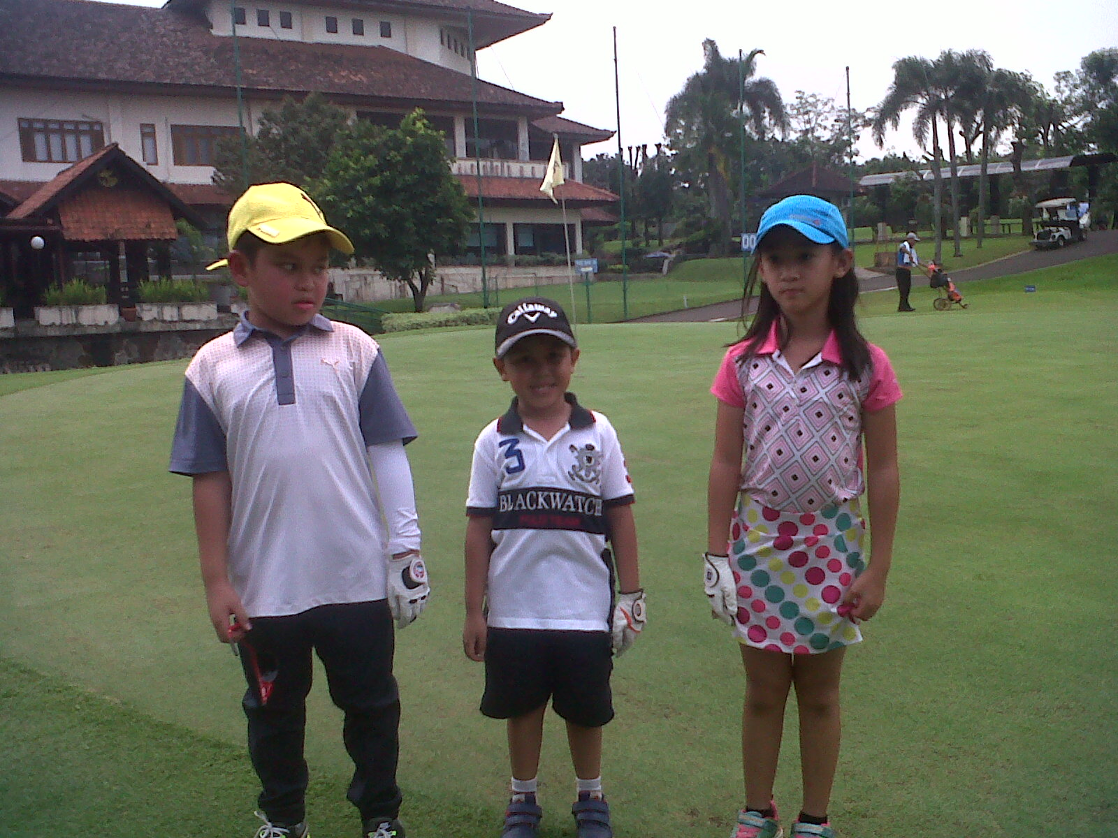 JUNIOR GOLF TOURNAMENT MEI - 2017