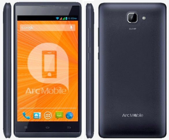 Arc Mobile Velocity Octa-core Specs Price Availability