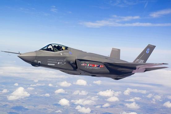 Joint Strike Fighter F-35 Lightning II