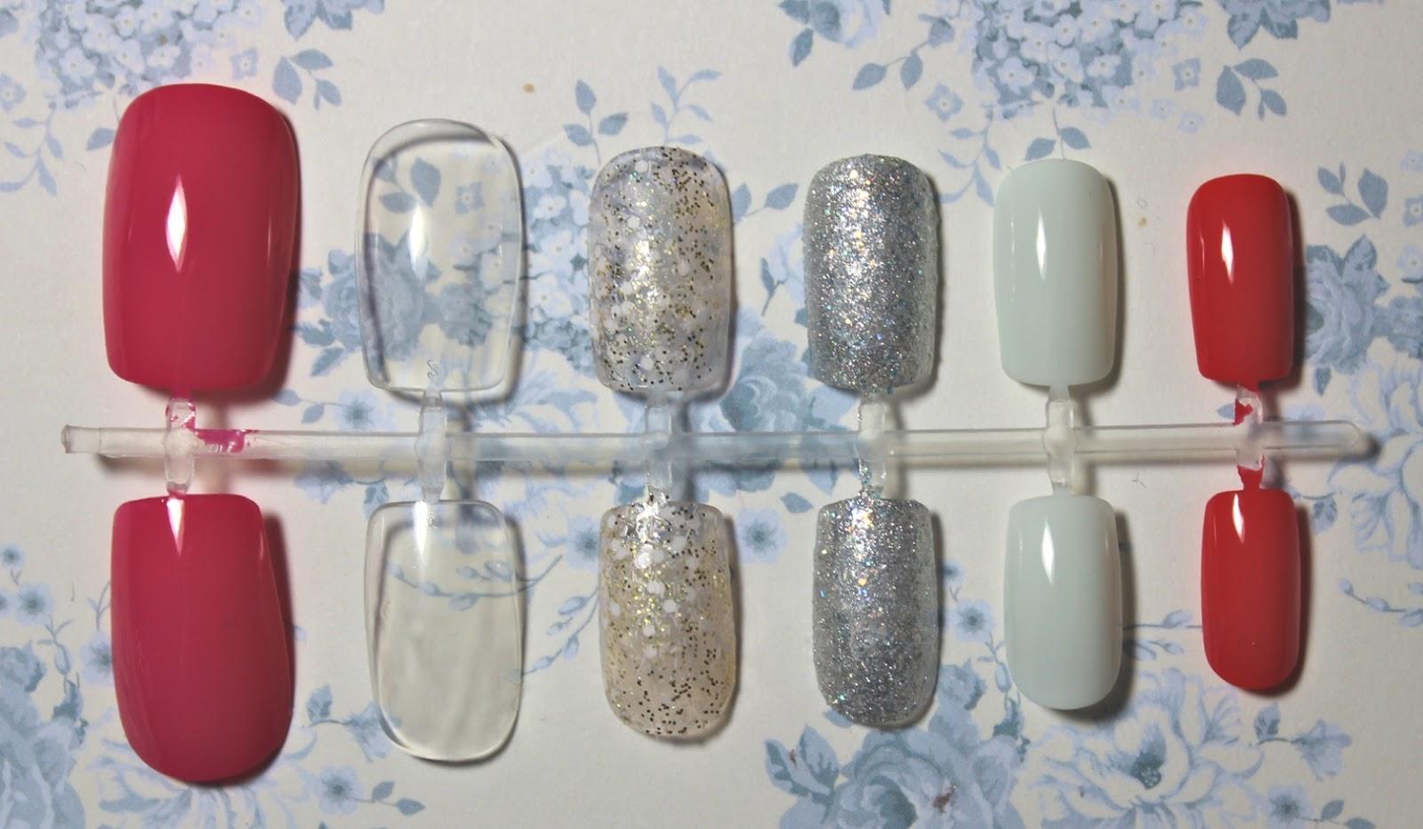 nails inc festive crackers