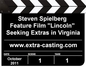 Steven Spielberg Lincoln Richmond Casting